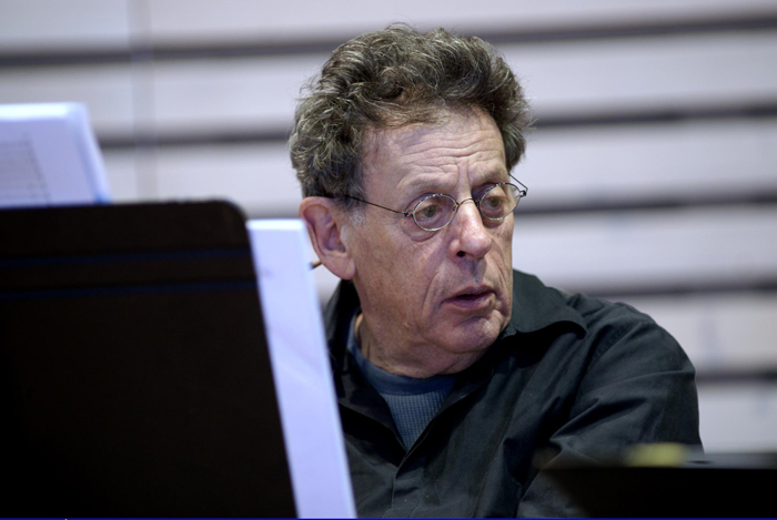 Philip Glass Foto Javier del Real